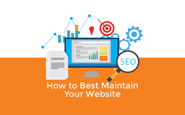 5 Ways to Keep Your Website Maintained